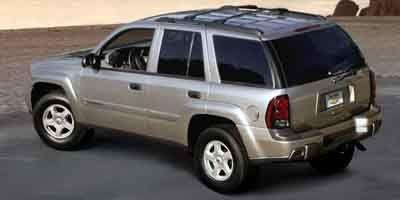 2003 Chevrolet Trailblazer LS (Summit White)