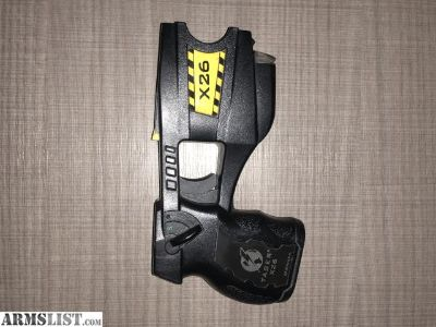 For Sale: New Model Taser X26 for Sale w/ Holster