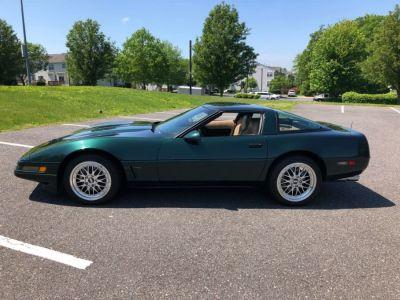 1995 Chevrolet Corvette Base (Green)