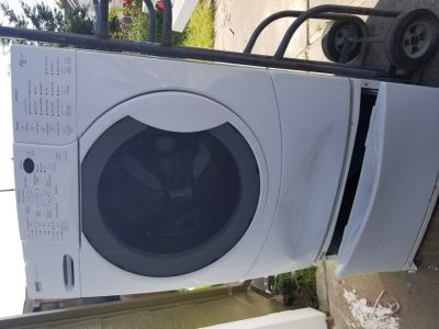 Kenmore smart washer
