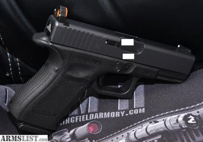 For Sale: GLOCK 23 WITH 357 SIG BARREL INSTALLED AND GHOST NIGHT SIGHTS