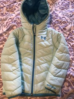 Under Armour size 6 winter coat