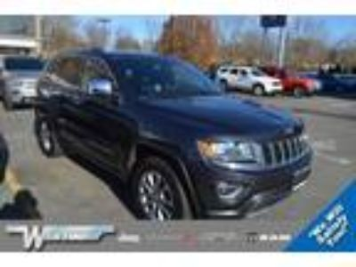 $24980.00 2015 Jeep Grand Cherokee with 36827 miles!