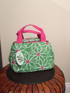 New Floral Insulated Lunch Box