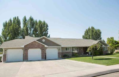 1162 Ruth Ann Drive Blackfoot Seven BR, This house has style!!
