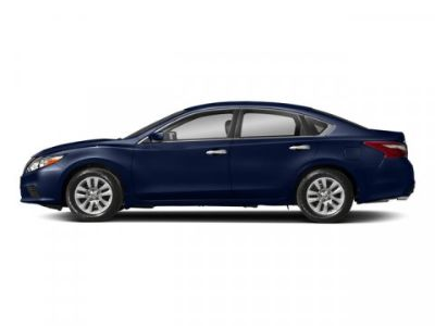 2018 Nissan Altima 2.5 (Deep Blue Pearl)