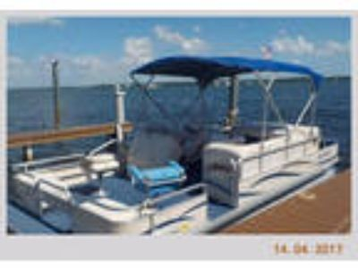 2005 Godfrey Marine Sp 2200 Re Pontoon