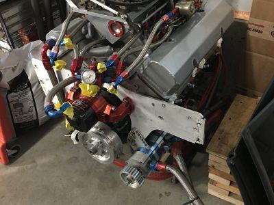 421 iron eagle motor