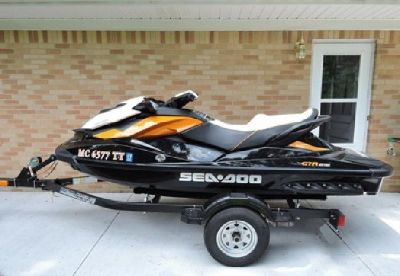 2014 SeaDoo GTR-215