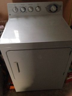 GE gas dryer for sale