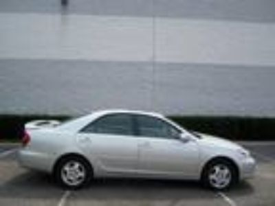 Toyota Camry LE Serviced