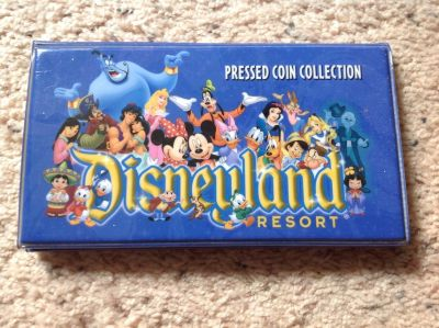 Disney Pressed Coin case