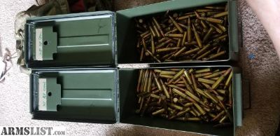 For Sale: 308 bulk ammo 178 amax and 168 bthp