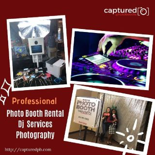 Photo Booth Rental Philadelphia PA Area |  Photography | Capturedpb
