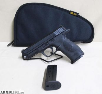For Sale: Smith & Wesson M&P 9 with laser