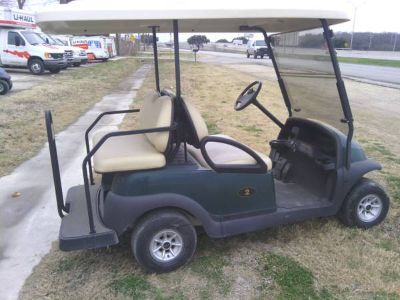 2012 Club Car President Golf Cart