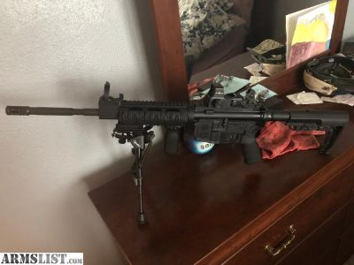 For Sale: Civilian force arms AR-15