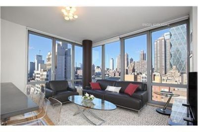 310 W 52 st furnished 2 bed room for rent