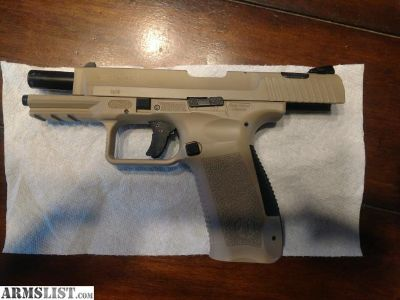 For Sale: Canik Tp9sa
