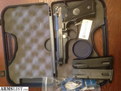 For Sale: Beretta M9 new