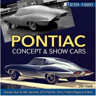 Find SA Design CT546 Book: Pontiac Concept and Show Cars 1939-1980 motorcycle in Delaware, Ohio, United States, for US $39.95