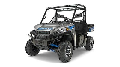 2017 Polaris Ranger XP 900 EPS Utility SxS Utility Vehicles Kansas City, KS