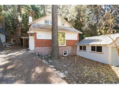 4 Bed 2 Bath Foreclosure Property in Forest Falls, CA 92339 - Oak Dr