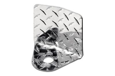 Buy Tow Ready 80470 - Universal Diamond Plate Bumper Guard motorcycle in Plymouth, Michigan, US, for US $39.98