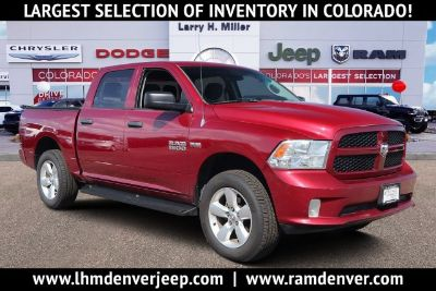2013 RAM RSX Tradesman (Deep Cherry Red Crystal Pearl)