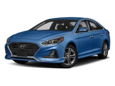2018 Hyundai Sonata SEL (Electric Blue)