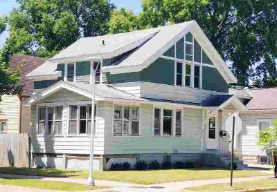 626 Market St La Crosse Three BR, If you are looking for charm