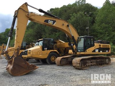 2009 Cat 345DL Track Excavator