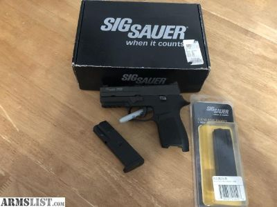 For Sale/Trade: Sig P250 Compact
