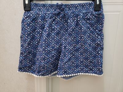 Girls Dress Shorts with Pockets