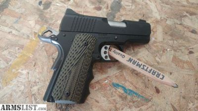 For Sale/Trade: Kimber ultra tle ll