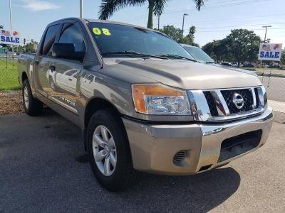 2008 Nissan Titan LE FFV (Gray)
