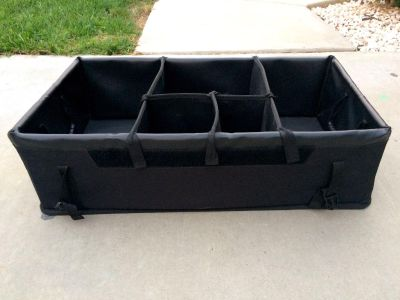 GM Chevrolet Collapsible Cargo Organizer Auto