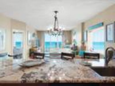 Must See Stunning Gulf Front End Unit with Amazing Water Views!