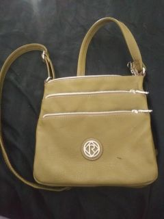 Olive green Relic purse