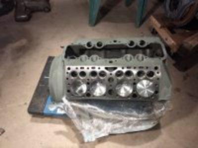 Ford 271 flathead fresh rebuild- Lowered Price