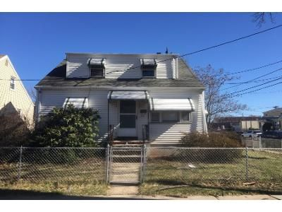 3 Bed 2 Bath Preforeclosure Property in Hillside, NJ 07205 - State St