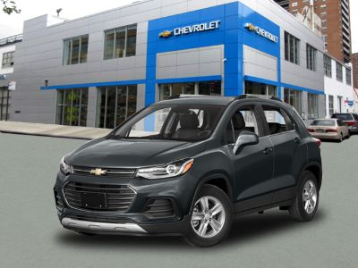 2018 Chevrolet Trax FWD 4dr LT ()