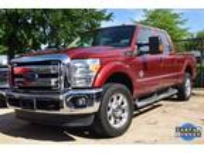 2016 Ford F-250SD Lariat 156 WB