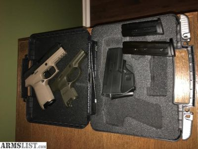 For Sale/Trade: Sig Sauer P320C