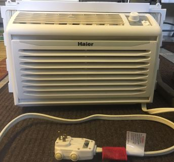 Haier window air conditioner. Works great