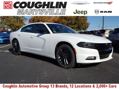 2019 Dodge Charger SXT (white)