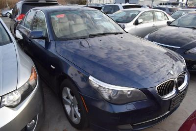 2008 BMW 5-Series 528xi (Blue)