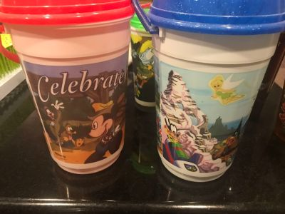 Disney Containers