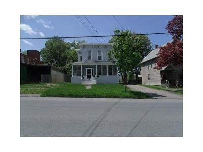 5 Bed 2 Bath Foreclosure Property in Gloversville, NY 12078 - Broad St
