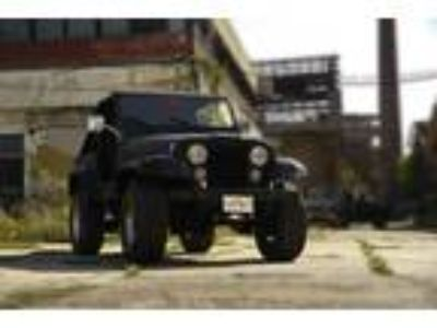 1970 Jeep CJ7 Beautiful Restored
